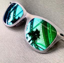 Ray-Ban Mirror Lens