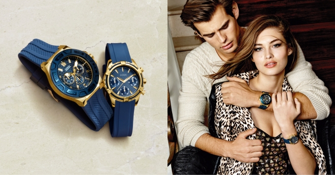 BOLD'ly Accessorize With GUESS Watches – WATCH IT! Tick Talk